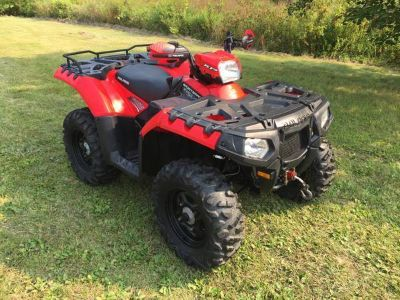 2011 Polaris Sportsman XP 850 Utility ATVs Milford, NH