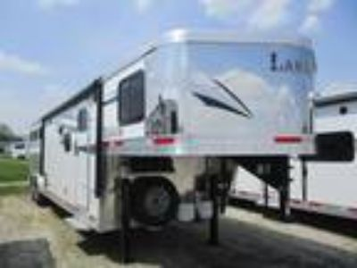 2019 Lakota Trailers 8313 Charger Slide 3 horses
