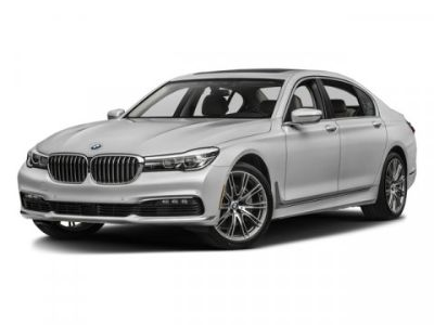 2016 BMW 7-Series 740i 4dr Car (Alpine White)