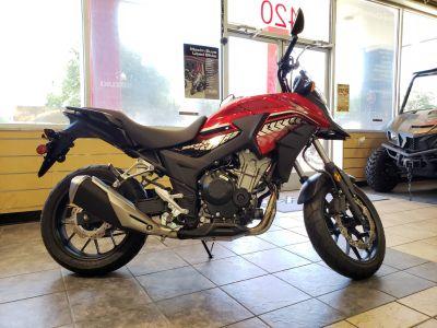 2017 Honda CB500X Dual Purpose Allen, TX