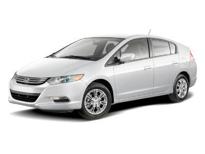 2010 Honda Insight EX (Gray)