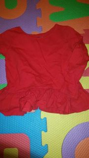 4t red shirt