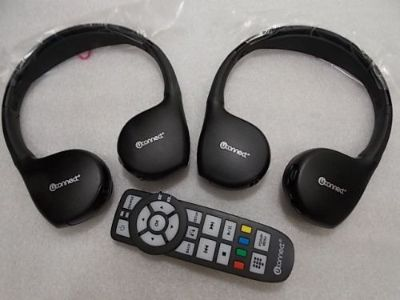 "Find DODGE TOWN & COUNTRY CARAVAN ""U CONNECT"" 2 CHANNEL DVD HEADPHONES & IR REMOTE motorcycle in Orlando, Florida, United States, for US $44.90"
