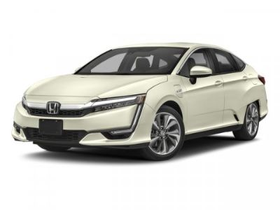 2018 Honda Clarity Plug-In Hybrid (Crystal Black Pearl)