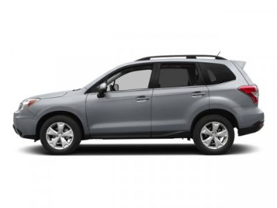 2015 Subaru Forester 2.5i Premium (Ice Silver Metallic)