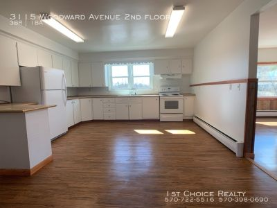 Heat, water, sewer, trash removal included!