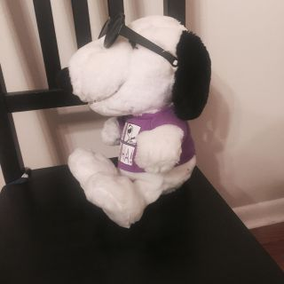 Snoopy peanuts collectable dolly toy