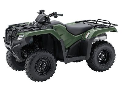 2014 Honda FourTrax Rancher 4x4 ATV Utility Pikeville, KY