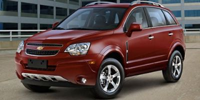 2015 Chevrolet Captiva Sport LTZ (Red)