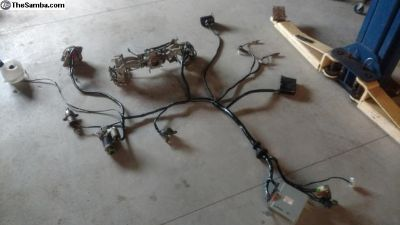 Modified Subaru Wiring harnesses 1990-2007