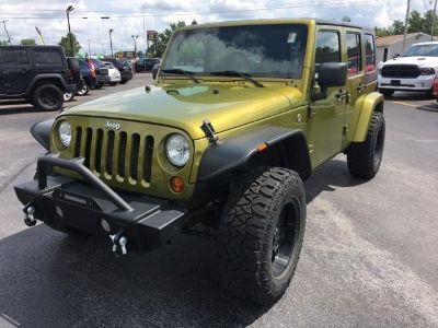 2007 Jeep Wrangler Unlimited Sahara ()