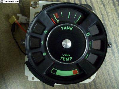 NOS? VDO gauge cluster