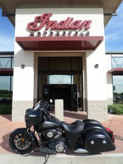 2018 Indian Chieftain Dark Horse ABS Cruiser Motorcycles Fort Worth, TX