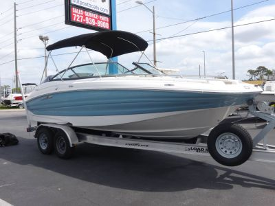 2018 SouthWind 2400 SD Deck Boats Holiday, FL