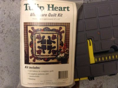 Quilting kit
