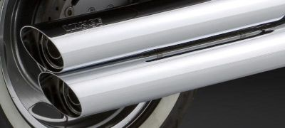 Sell Vance & Hines 18289 Exhaust Big Shot Staggered Suzuki C90 Boulevard motorcycle in Pomona, California, US, for US $656.95