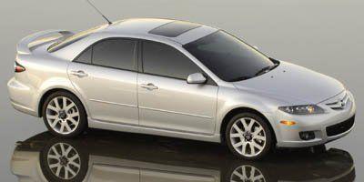 2007 Mazda Mazda6 i (Glacier Silver Metallic)