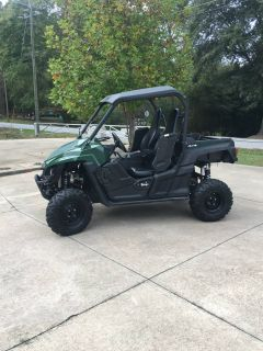 2016 Yamaha WOLVERINE R SPEC General Use Utility Vehicles Fayetteville, GA