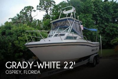 1990 Grady White Seafarer 226
