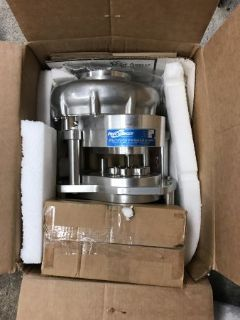 New F3-136 Procharger + SCS Gear Drive