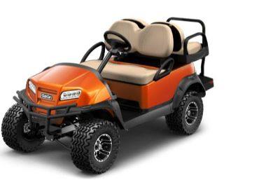 2018 Club Car Onward Lifted 4 Passenger Gasoline Golf Golf Carts Brazoria, TX