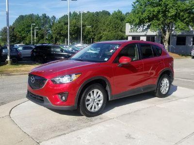 2014 Mazda CX-5 Touring (Soul Red Metallic)