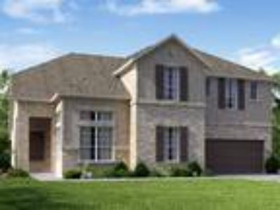 The Da Vinci (5106) by Meritage Homes: Plan to be Built