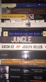 Paperback Literature Collection