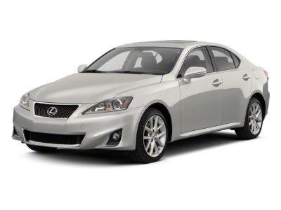 2013 Lexus IS 250 Base (Gray)