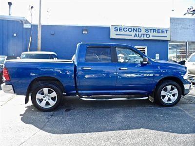 2009 Dodge RSX Laramie (Blue)