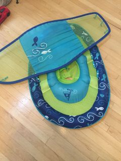 Baby float with canopy. $5