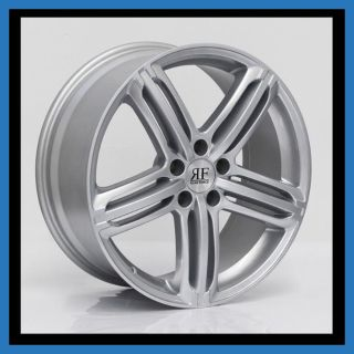 Purchase 19x8.5 Rims wheels 5x112 VW CC passat Jetta Audi A3 A4 A6 A7 A8 Mercedes motorcycle in Glendale, California, US, for US $599.00