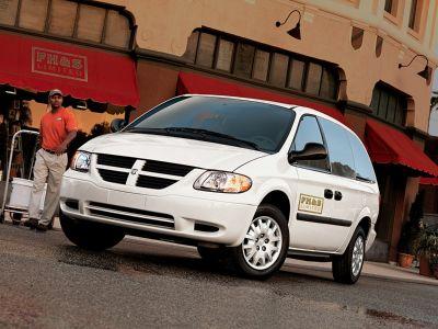 2007 Dodge Grand Caravan SXT ()