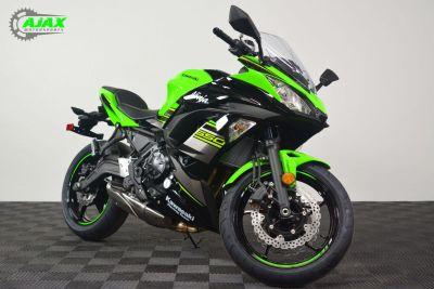 2018 Kawasaki Ninja 650 ABS KRT Edition Sport Motorcycles Oklahoma City, OK