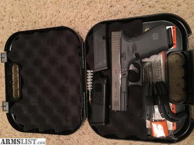 For Sale: New Glock 19 gen4 Grey frame