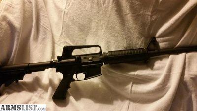 For Sale: Bushmaster XM-15