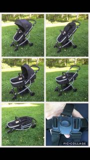 Urbini Stroller, for kids up to 40lbs, nice condition **READ PICK-UP DETAILS BELOW