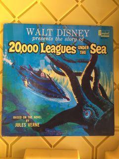 Vintage Disney Vinyl