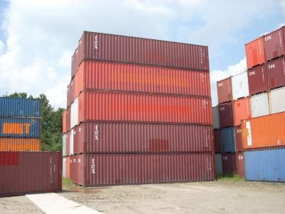 Used shipping containers available for sale