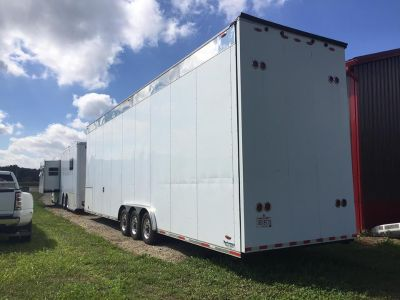 2005 NRC ToterHome and 2007 40ft. Performace Stacker Trailer