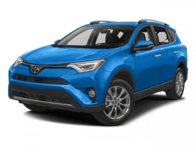 2016 Toyota RAV4 Limited (Black Currant Metallic)