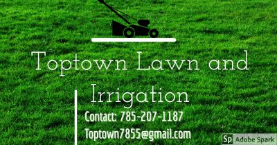 Toptown Lawn and Irrigation
