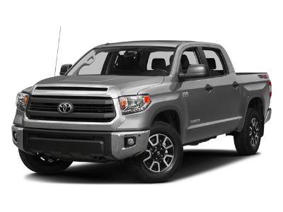 2016 Toyota Tundra Grade (Magnetic Gray Metallic)