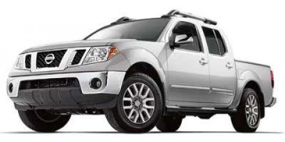 2011 Nissan Frontier SE V6 (Super Black)
