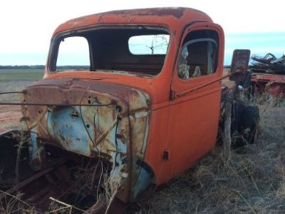 Find 1941 -1946 CHEVY CHEVROLET TRUCK CAB motorcycle in Dover, Oklahoma, United States