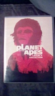 Planet of the Apes Legacy Collection (6 discs)