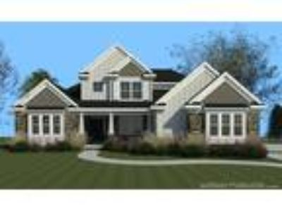 The Petoskey by Blue Peninsula Luxury Homes: Plan to be Built