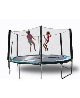 Buy Good Quality Children Indoor Trampoline For Sale - Happy Trampoline