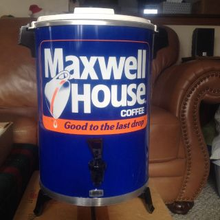 Coffee Pot - 30 Cup - Maxwell House