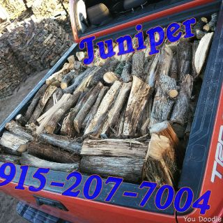 Aromatic Juniper Firewood westside